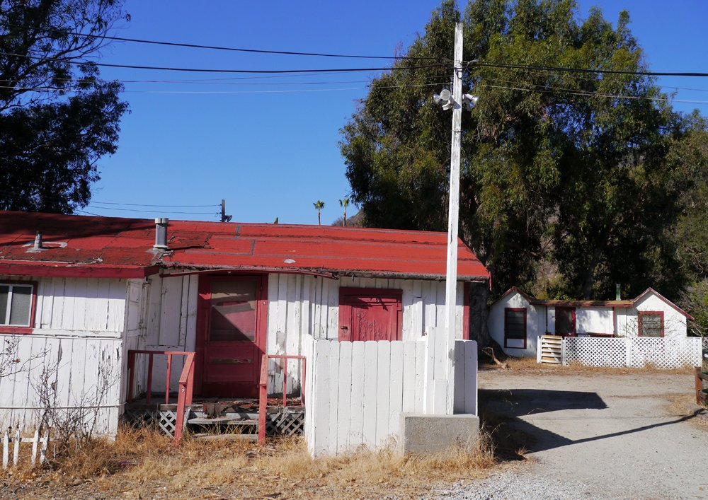 Topanga Ranch Motel
