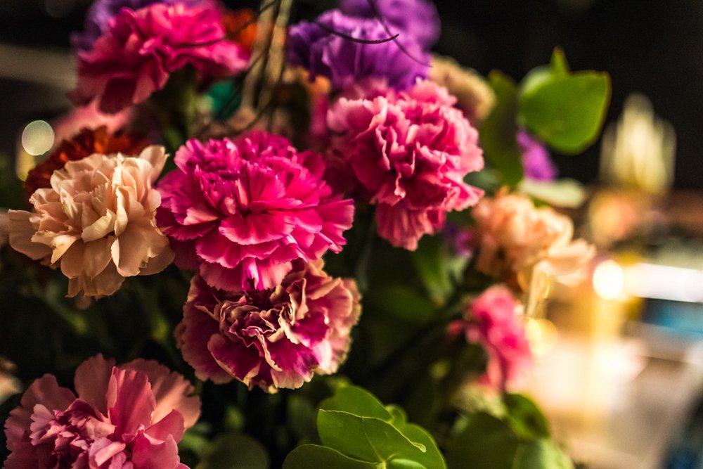 Blommor MJ's