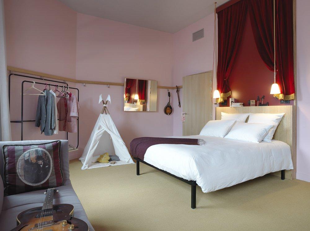 MOB Hotel i Paris