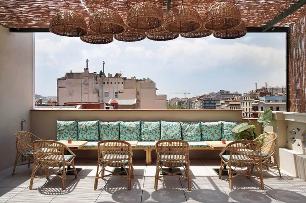 Casa Bonay i Barcelona