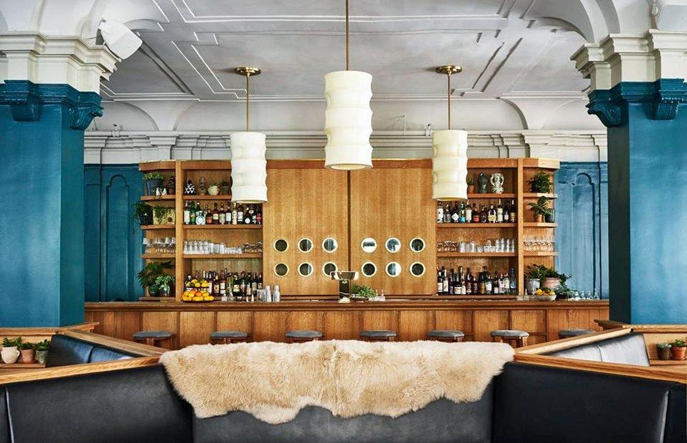 Bar Freehand New York