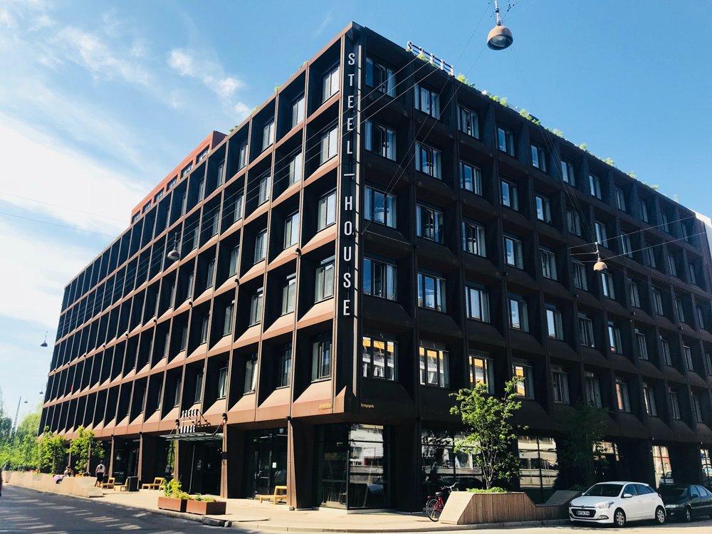 Steel House Köpenhamn