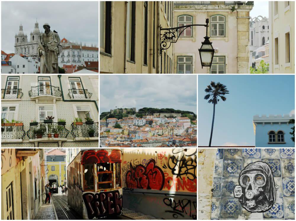 Kollage Lissabon