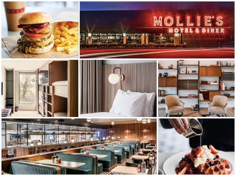 Mollie's Motel & Diner