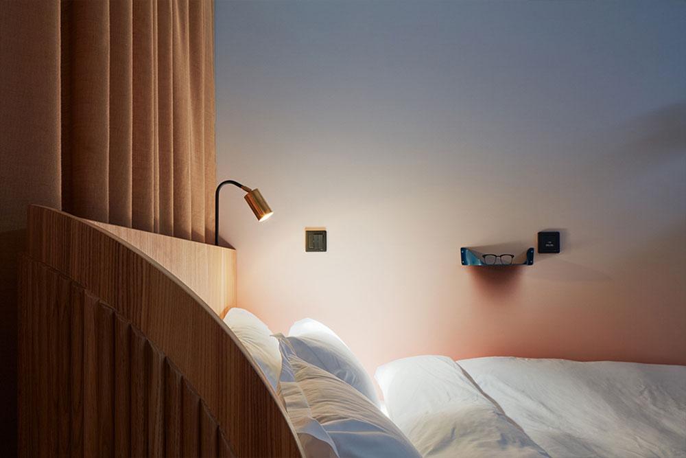 Zzz Dreamscape Hotel i Stockholm med inspiration av Alice i Underlandet