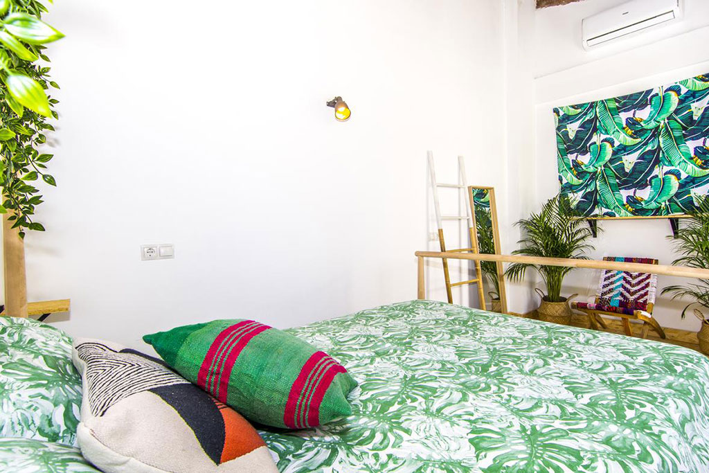 The Urban jungle Hostel