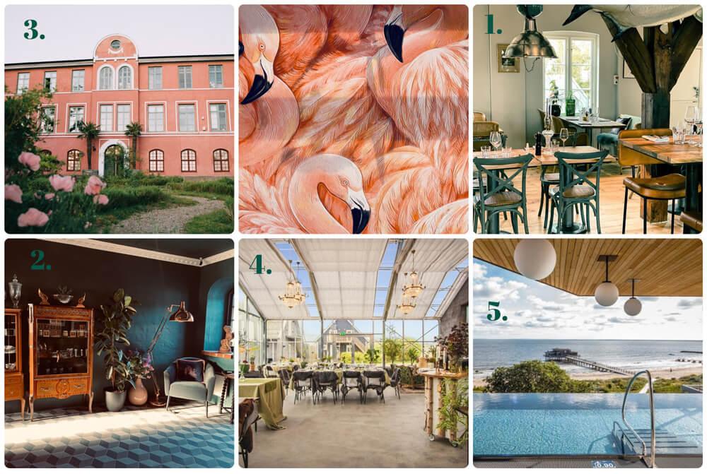 5 hotellfavoriter i Skåne & Blekinge